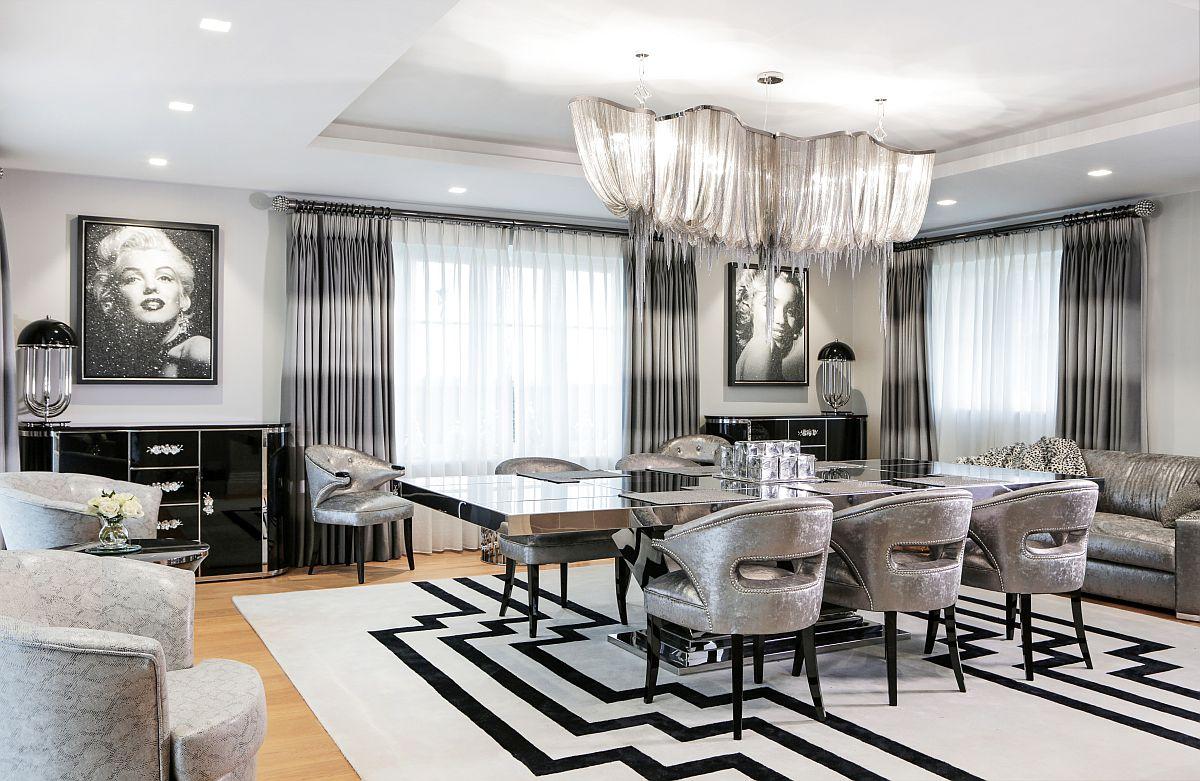 Kris Jenner Home Interior