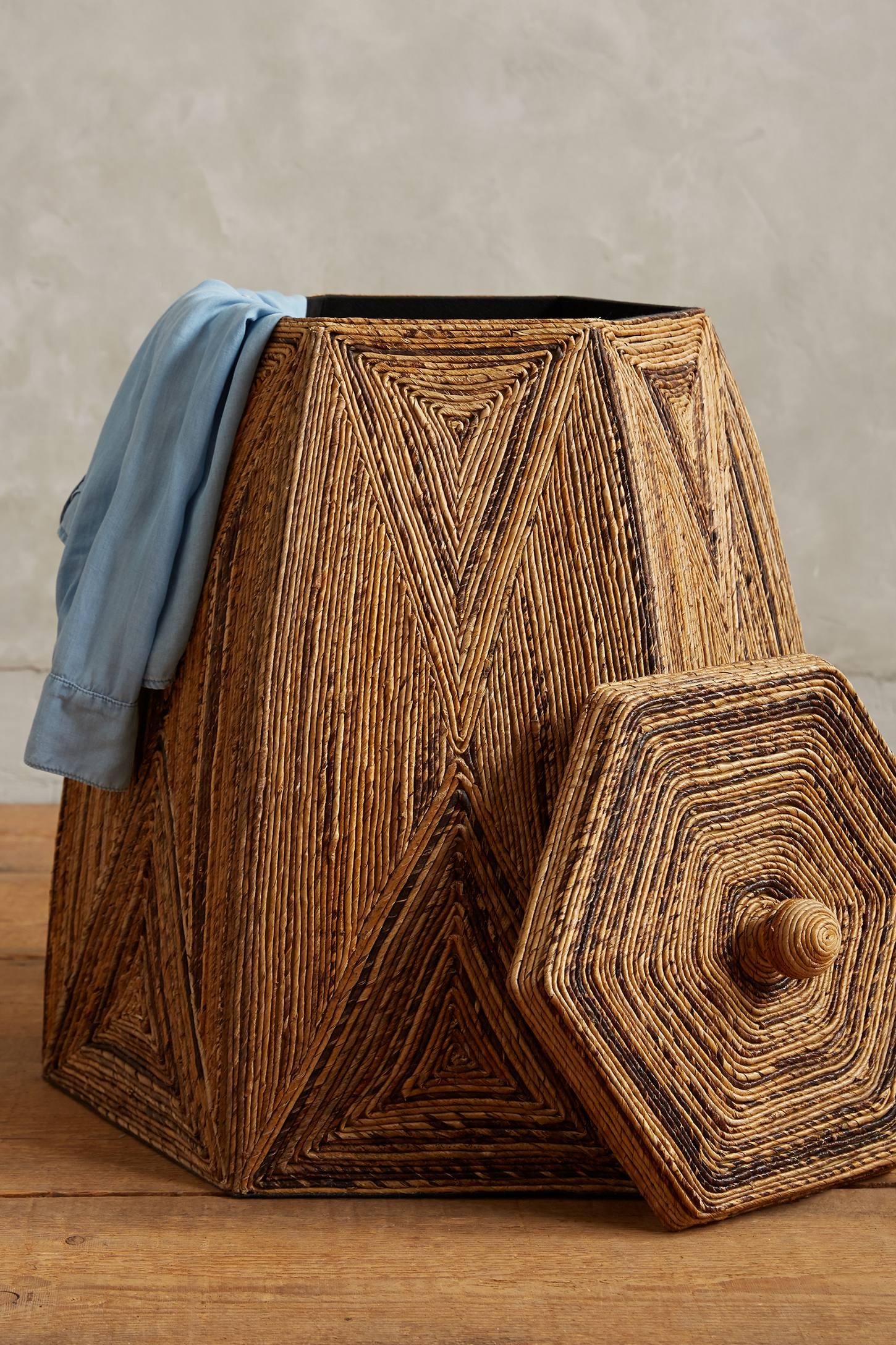 20 Laundry Basket Designs That Make Household Chores Stylish