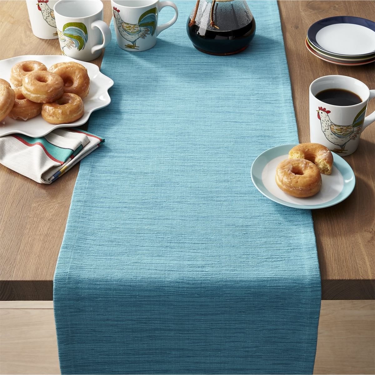 Best Kitchen Gallery: The Hunt For The Perfect Table Runner of Table Runners  on rachelxblog.com