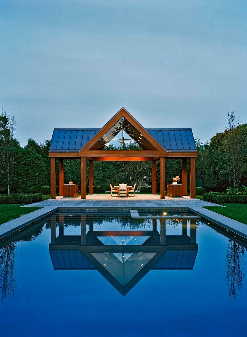 25 Pool House Designs To Complete Your Dream Backyard Retreat on Backyard House Ideas id=17208