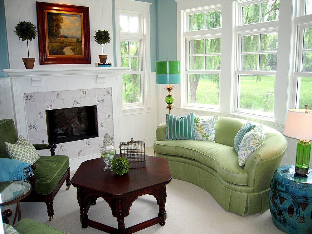 Vibrant Trend: 25 Colorful Sofas To Rejuvenate Your Living