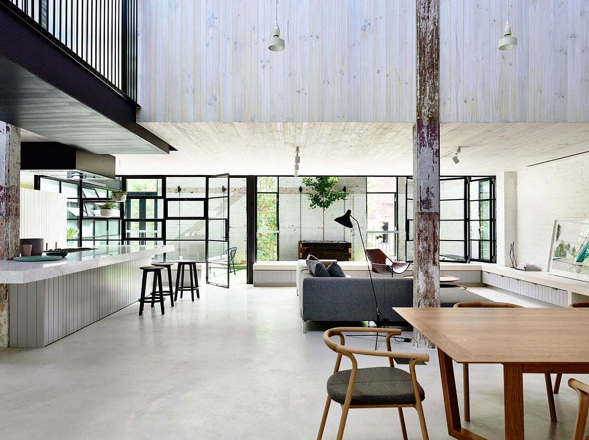 Old Brick Warehouse In Melbourne Finds New Life As A