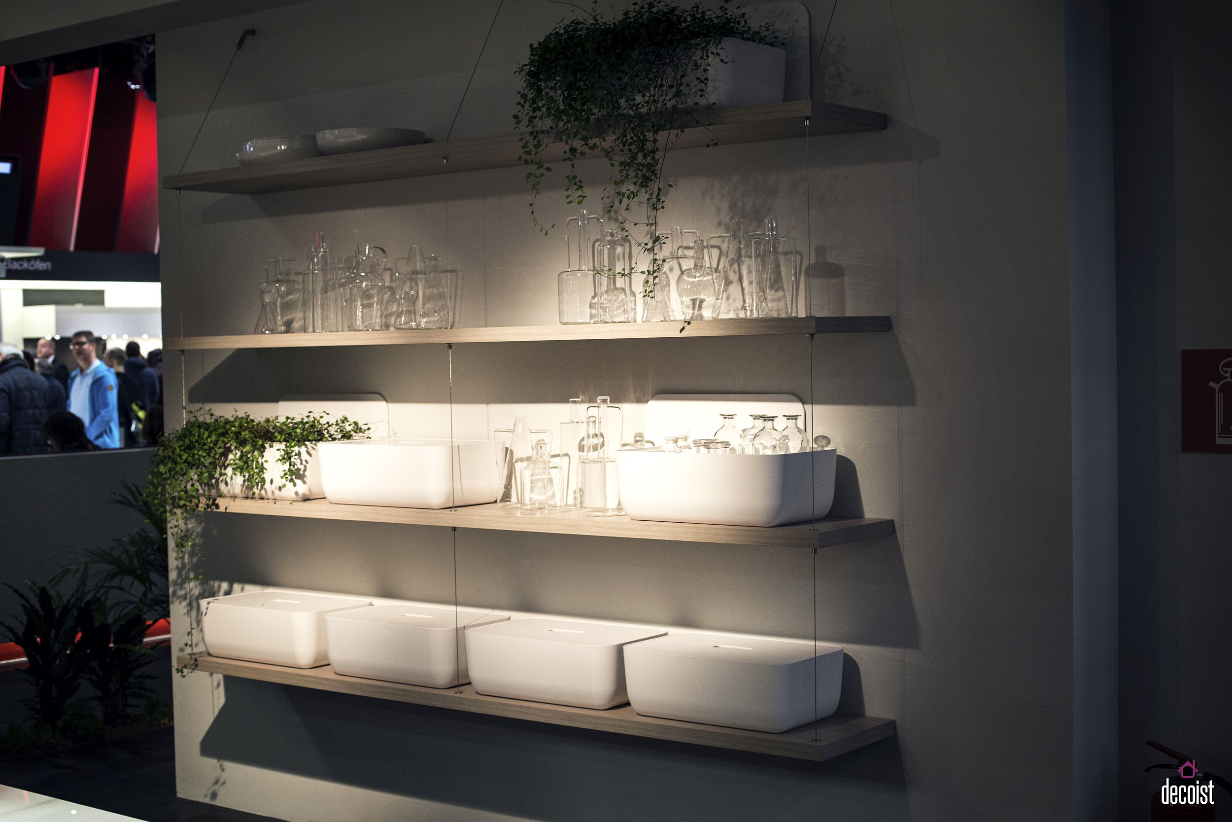 open shelving ideas for the modern kitchen