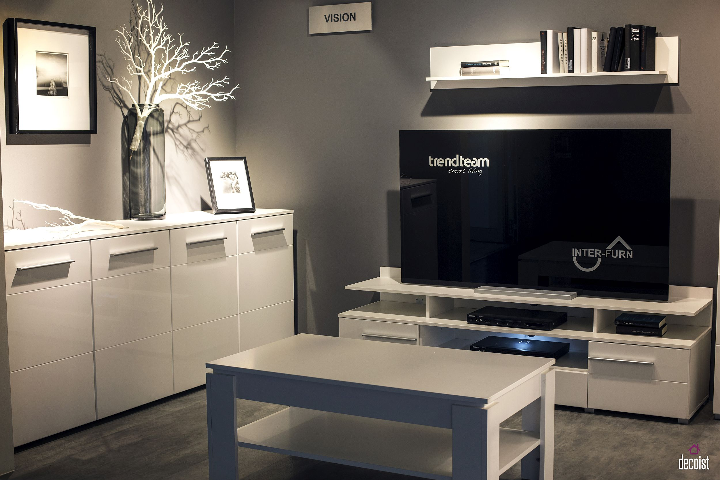living room tv units