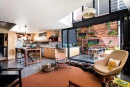 This Family Apartment Maximizes Storage Space With Nifty