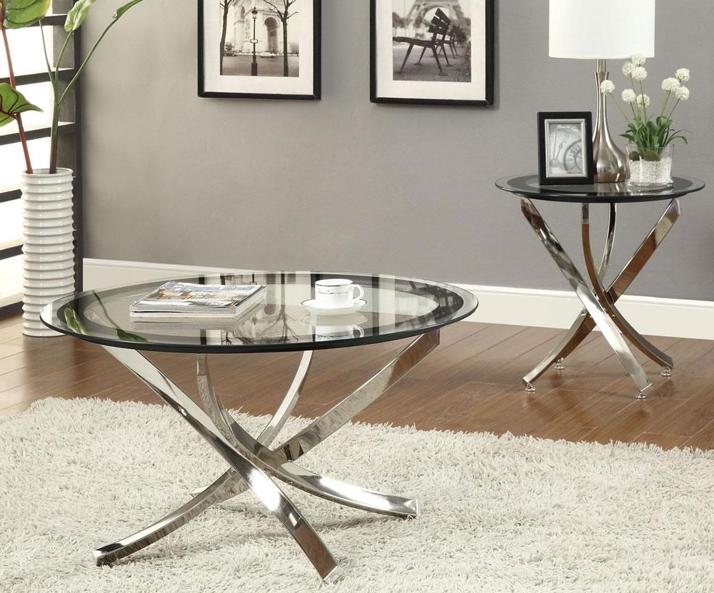 Furniture Modern Black Coffee Tables For Elegant Living