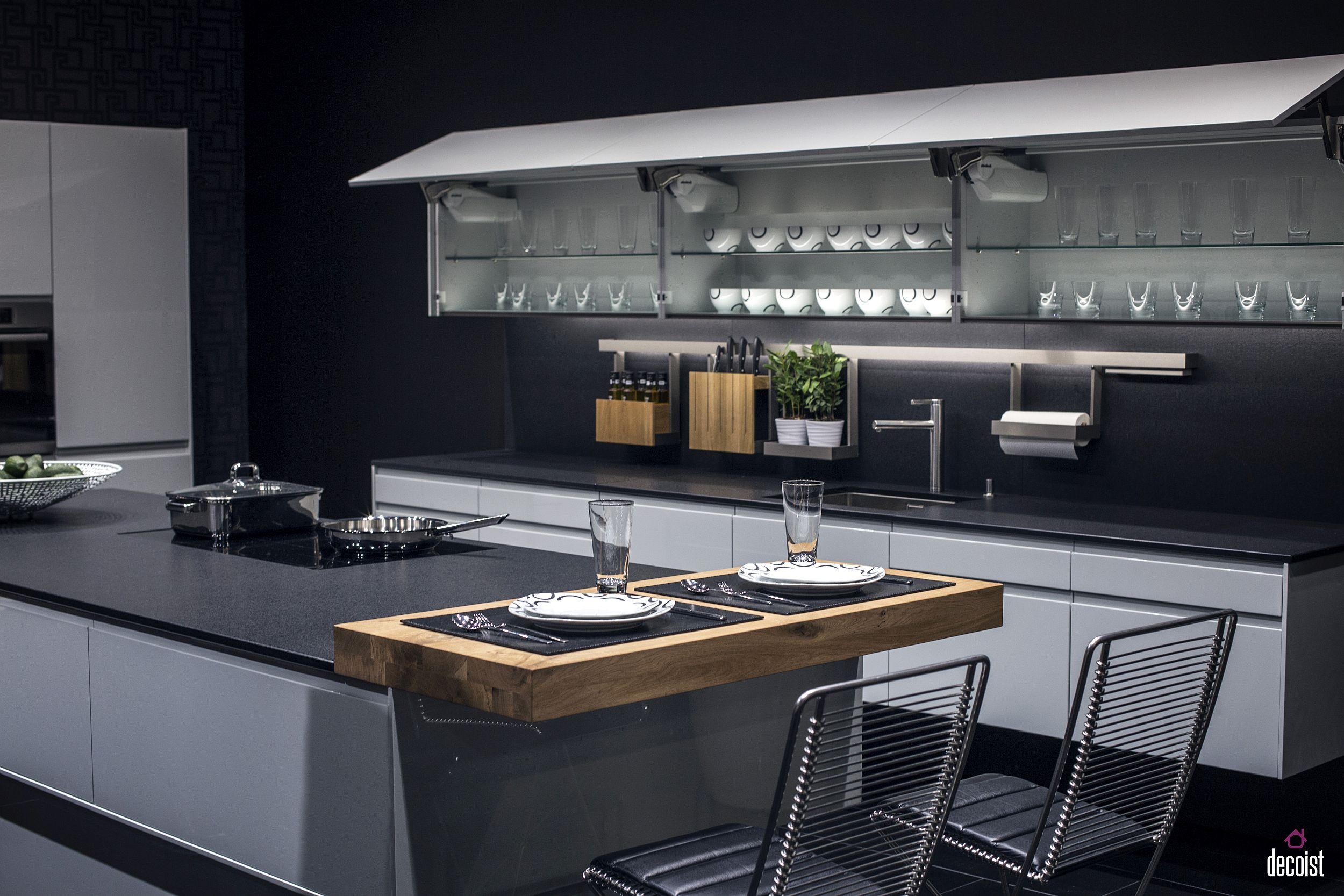 20 ingenious breakfast bar ideas for the social kitchen