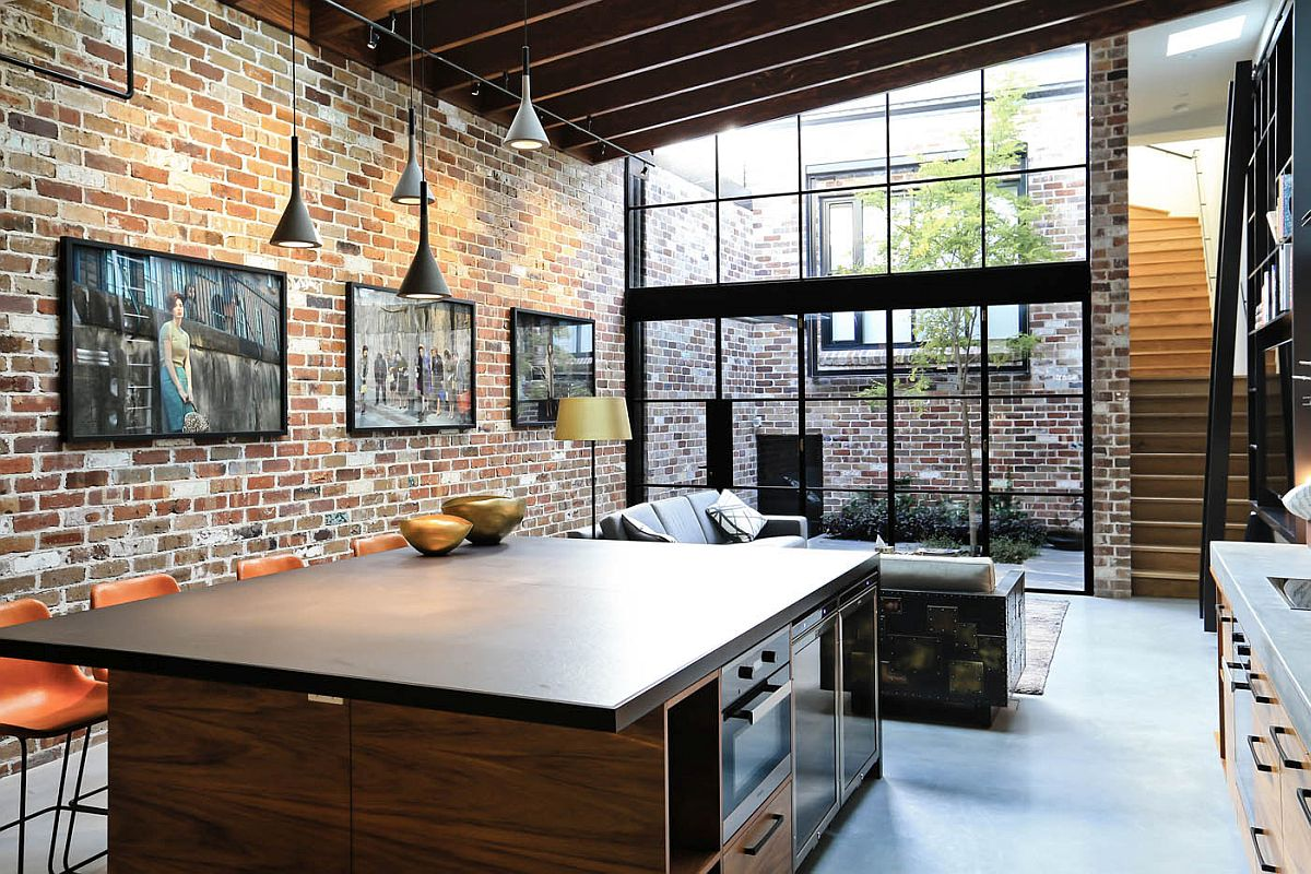 Old Garage With Heritage Faade Finds New Life As A