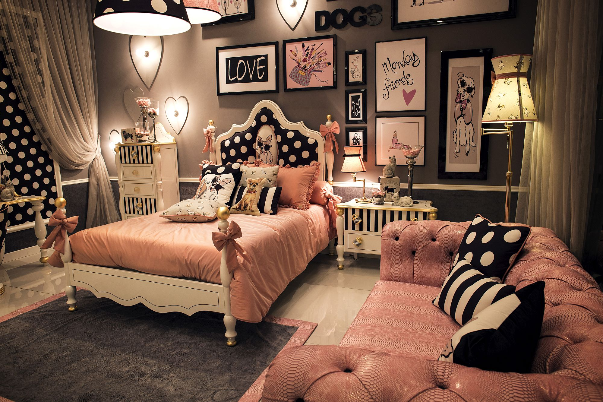 50 Latest Kids' Bedroom Decorating and Furniture Ideas on Bedroom Models  id=76358
