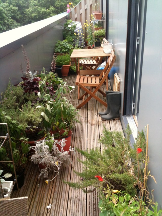 Urban Oasis Balcony Gardens That Prove Green Is Always In Style