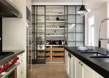 10 Unique Pantries That Usher Textural Beauty Into Modern Kitchen