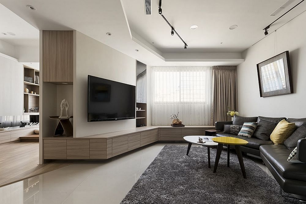 Exploring New Angles Small Residence In Taipei With A