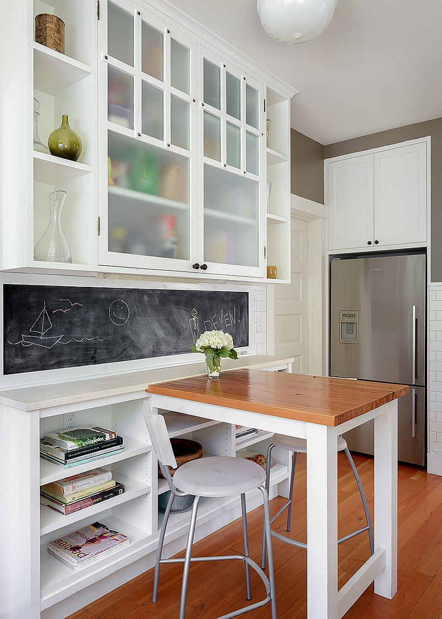 20 Tiny Breakfast Nooks For Two With Space Saving Goodness