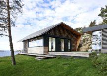 Stfold Cabin Cozy Norwegian Retreat On The Sea Edge