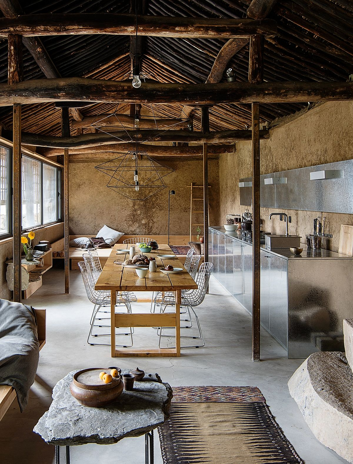 Studio Cottage Giving Abandoned Rural Homes An Aesthetic New Life