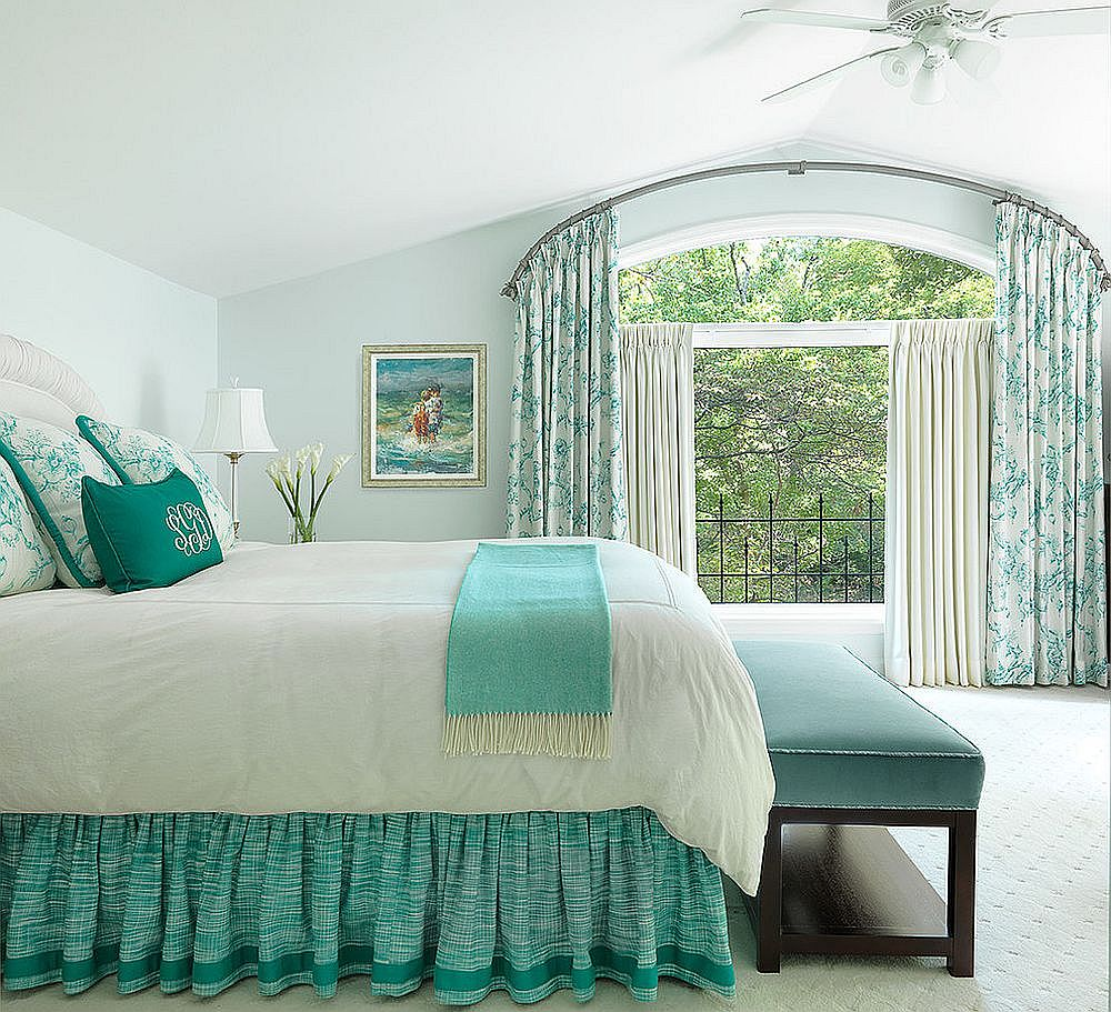 Embracing Summer Vibes: 25 Bedrooms Filled with Soft ... on Trendy Bedroom  id=93707
