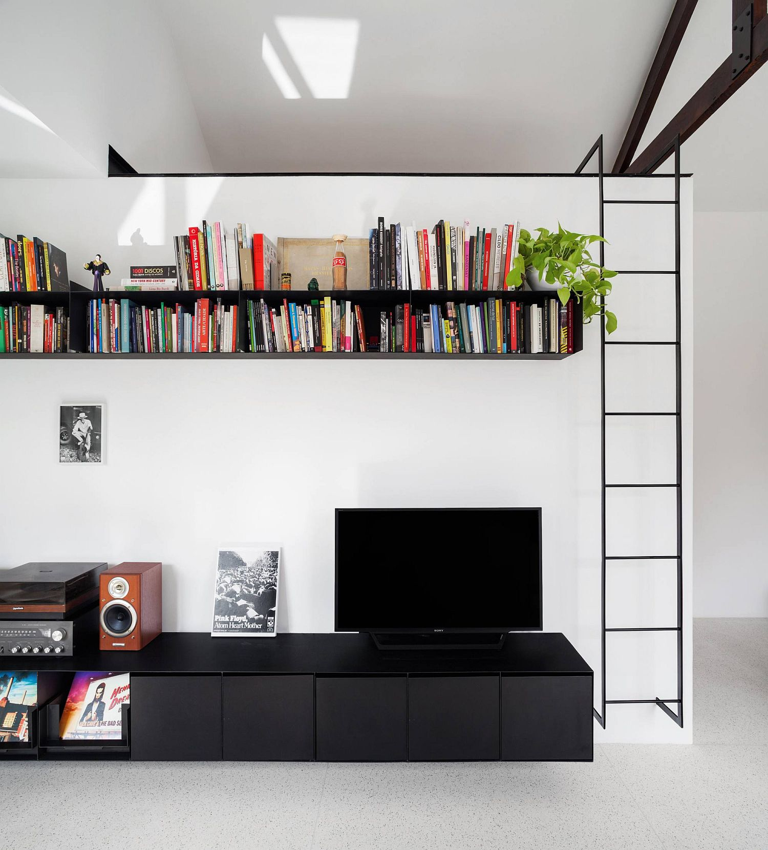 50 Tiny Apartment Storage and Shelving Ideas that Work for ... on Small Apartment Organization  id=20218