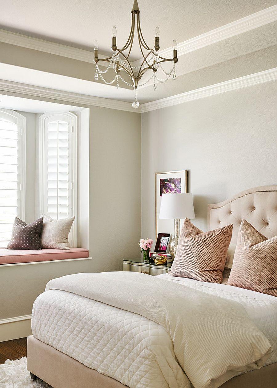 30 Top Bedroom Decorating Trends for Spring 2019: Reinvent ... on Trendy Bedroom  id=89564