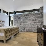 Bedrooms With Gray Accent Walls Modern And Adaptable