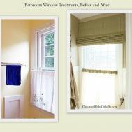 100 Bathroom Window Treatment Ideas Fancy Small
