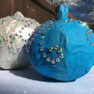 100 Cinderella Christmas Ornament Celebrate