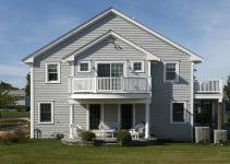 100 Gray Cape Cod House Wood Concrete