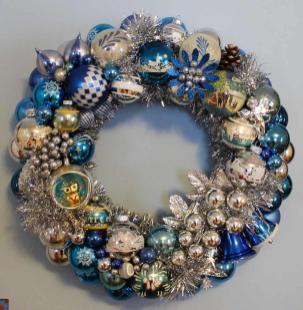 100 Photos Diy Christmas Ornament Wreaths