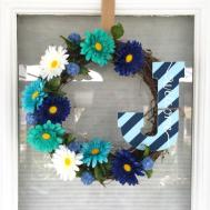100 Spring Wreaths Diy Wreath Tutorial