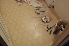 100 Vintage Finds July 2012 Bathroom Calming