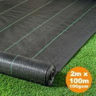 100m Weed Control Landscape Fabric Pro Tec