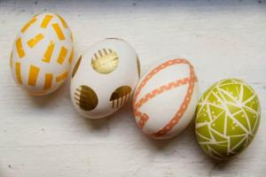 101 Ways Decorate Easter Eggs Brit