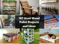 107 Ingenious Pallet Projects Ideas