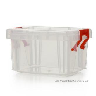 10l Plastic Food Containers Storage Boxes Lid