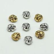 10pcs Lot Metal Charms Diy Antique Sliver Gold Color
