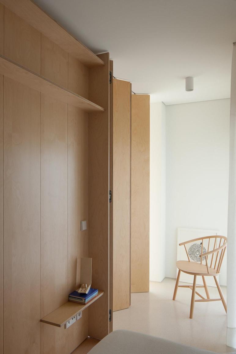 120 Sqm Modern Apartment Floor Plan Renovation Create