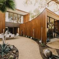 1980s Contemporary Home Undergoes Restoration