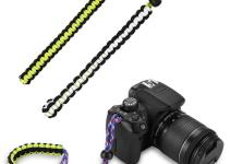 1pc Diy Digital Camera Wrist Strap Outdoor Emergency