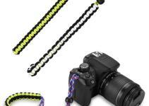 1pc Diy Digital Camera Wrist Strap Outdoor Emergency
