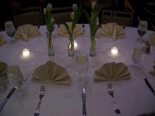 50th Wedding Anniversary Table Weddingdecorationideas