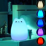Adorable Led Cat Lamp Big Bay Mart
