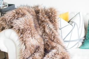 Affordable Ways Work Faux Fur Into Your Home Cor