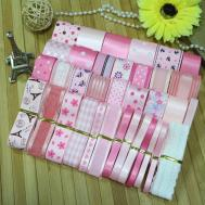 Aliexpress Buy High Quality Diy Ribbon Set Pink
