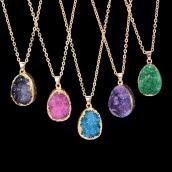 Aliexpress Buy Trendy Natural Stone Quartz Crystal