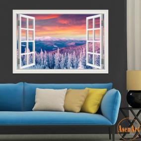 Aliexpress Buy Window Wall Stickers Home Decor