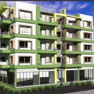 Amazing Apartment Complex Design Alanya Homes