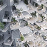 Amazing Architecture Shaped Earth Scene360