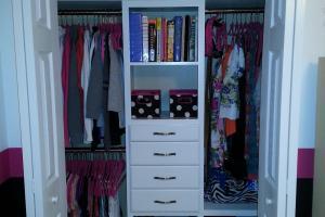Ana White Custom Kids Closet Diy Projects
