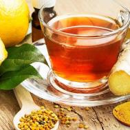 Anti Inflammatory Turmeric Ginger Tea Recipe