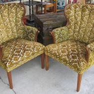 Antique Wingback Chairs Sale Best Home Design 2018
