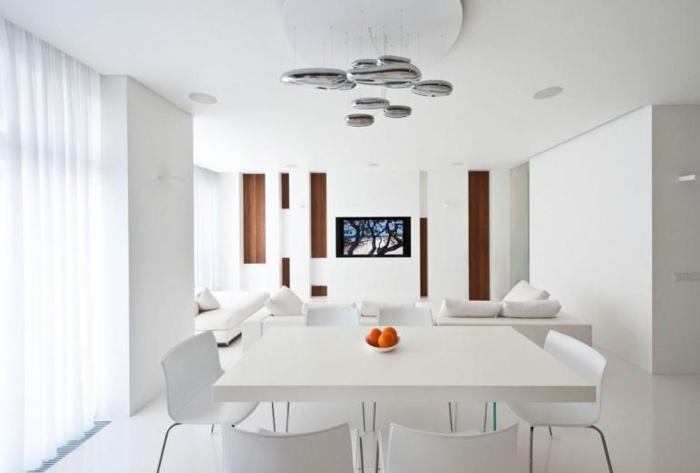 Apartment Awash Walnut White